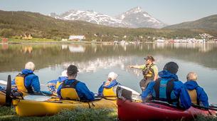 Sea Kayaking-Tromsø-Sea kayaking tour in Tromsø-3