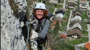 Via Ferrata-Mojstrana-Climbing via ferrata Mojstrana-5