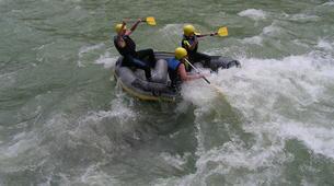 Rafting-Gesäuse National Park-Rafting on the Salza in the Gesäuse National Park-5