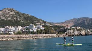 Stand up Paddle-Barcelona-SUP rental at Castelldefels Beach near Barcelona-2