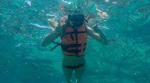 Snorkeling-Koh Tao-Island snorkelling excursion around Koh Tao-1