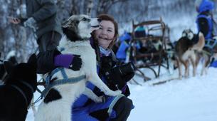 Dog sledding-Tromsø-Dog sledding day excursion in Tromsø-6