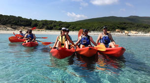 Sea Kayaking-L'Île-Rousse-Sea kayaking excursion from Lozari Beach, Corsica-2