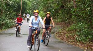 Mountain bike-Singapore-Mountain biking trip in Pulau Ubin, Singapore-5