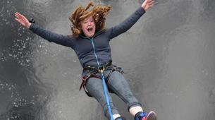 Bungee Jumping-Killiecrankie-Bungee Jump over the Garry River in Killiecrankie-3