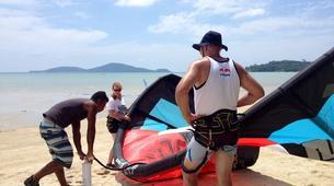 Kitesurfing-Chalong-IKO level 2 kitesurfing course in Phuket-4