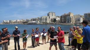 Scuba Diving-Bugibba-PADI Open Water Course in Bugibba, Malta-1