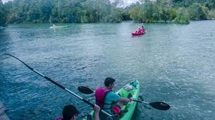 Kayak de mer-Singapour-Kayaking tour to Ketam Island from Pulau Ubin-5