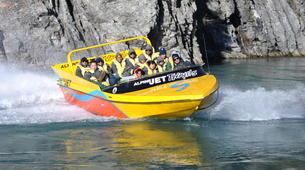 Jet Boating-Christchurch-Jet boating excursions on the Waimakariri river-1