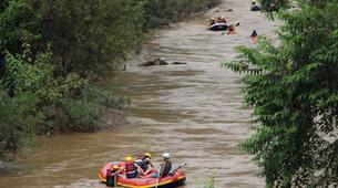 Rafting-Chiang Mai-Rafting on the Mae Taeng River near Chiang Mai-3