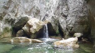 Canyoning-Aude-Canyon Débutant des Gorges de Galamus, dans l'Aude-3