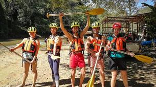 Rafting-Chiang Mai-Rafting on the Mae Taeng River in Chiang Mai-1