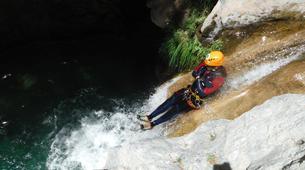 Canyoning-Malaga-Canyoning Excursion at Rio Verde Gorge near Malaga-6