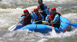 Rafting-Santander-Rafting on the Ebro River near Santander-4