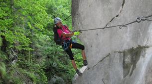 Via Ferrata-Mojstrana-Climbing via ferrata Mojstrana-3