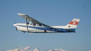 Scenic Flights-Lucerne-Scenic flight in the Swiss Alps, near Lucerne-2