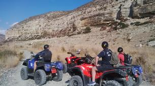 Quad biking-Limassol-Quad or Buggy excursions from Limassol, Cyprus-1