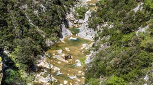 Canyoning-Saint-Paul-de-Fenouillet-Canyon des Gorges de Galamus dans les Pyrénées-3