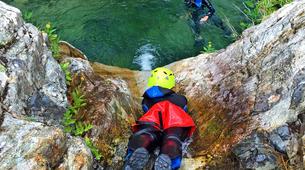Canyoning-Morosaglia-Excursions Canyoning depuis Ponte Leccia en Haute-Corse-5