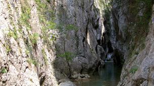 Canyoning-Saint-Paul-de-Fenouillet-Canyon des Gorges de Galamus dans les Pyrénées-2
