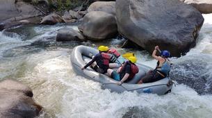 Rafting-Chiang Mai-Rafting on the Mae Taeng River near Chiang Mai-5