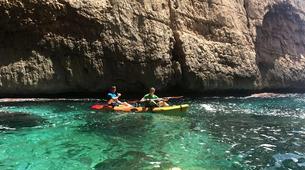 Sea Kayaking-Dénia-Kayaking excursions in Costa Blanca from Denia-3