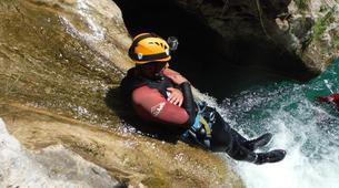 Canyoning-Malaga-Canyoning Excursion at Rio Verde Gorge near Malaga-5