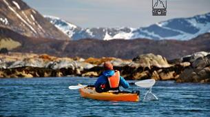 Kayaking-Lofoten-Kayak adventures in Eggum, Lofoten-4