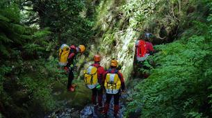 Canyoning-Mondim de Basto-Canyoning in Alvao Natural Park, near Porto-3