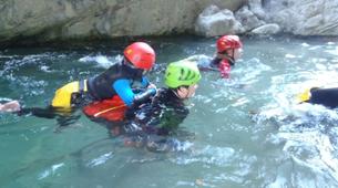 Canyoning-Lac de Garde-Family Canyoning Tour in Lake Garda-6