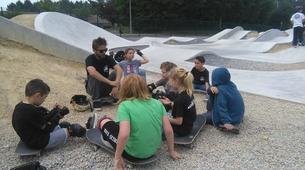 Skateboarding-Arcachon-Cours de Skateboard à Salles-4