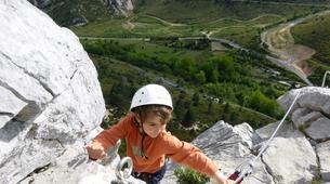 Via Ferrata-Saint-Paul-de-Fenouillet-Via Ferrata La Pichona, Eastern Pyrenees-2