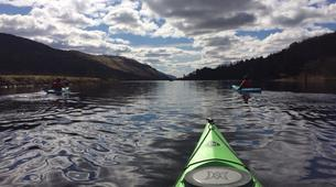 Kayaking-Fort William-Guided kayaking excursion on the Great Glen Canoe Trail-1