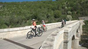 Mountain bike-Omis-Bike tour in Omis, Dalmatia-1