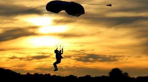 Skydiving-Prague-Tandem skydive from 15,000 ft, in Prague-5