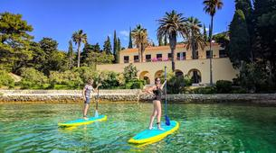 Stand up Paddle-Split-SUP excursions from Stobrec Beach inSplit-2