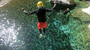 Canyoning-Morosaglia-Excursions Canyoning depuis Ponte Leccia en Haute-Corse-1