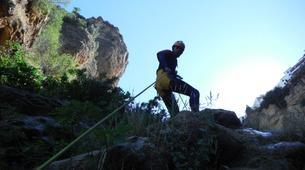 Canyoning-Ronda-Tajo de Ronda canyon near Ronda-3
