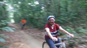 Mountain bike-Singapore-Mountain biking trip in Pulau Ubin, Singapore-2