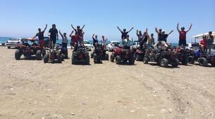 Quad biking-Limassol-Quad or Buggy excursions from Limassol, Cyprus-3