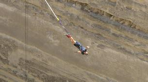 Bungee Jumping-Corinth-Bungee jumping in the Corinth channel, Greece-1
