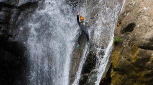 Canyoning-Céret-Gourg des Anelles canyon in Céret, Pyrenees-5