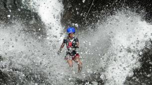 Canyoning-Laino Borgo-Canyoning down river Iannello in Laino Borgo, Calabria-1