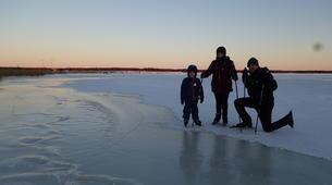 Ice Skating-Luleå-Ice skating in central Luleå-4