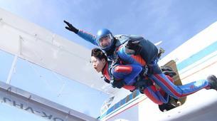 Skydiving-Prague-Tandem skydive from 15,000 ft, in Prague-3