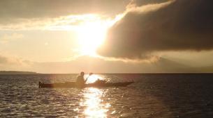Sea Kayaking-Tromsø-Midnight Sun sea kayaking in Tromsø-5