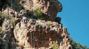 Via Ferrata-Morosaglia-Via Ferrata de la Vallée d'Asco en Haute-Corse-3
