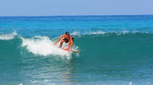 Surfing-Larnaca-Private Surf Lesson in Softades near Larnaca-1