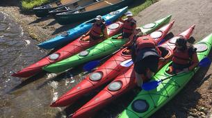 Kayaking-Fort William-Guided kayaking excursion on the Great Glen Canoe Trail-4