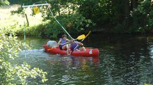 Canoë-kayak-Auxerre-Location de Canoë sur la Cure depuis Saint-Père-1